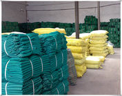 UV Treated Debris Mesh Safety Netting , Round Wire Safety Mesh For Construction